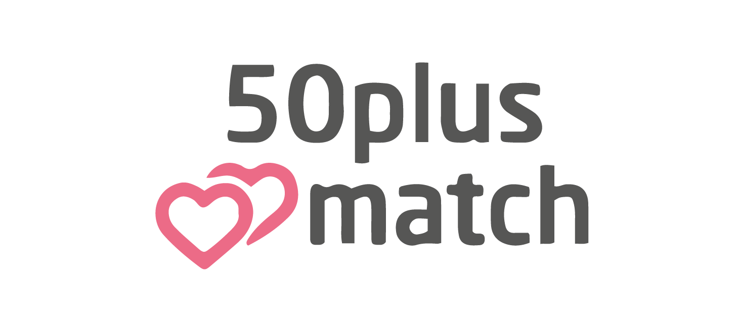 50 plus match logo