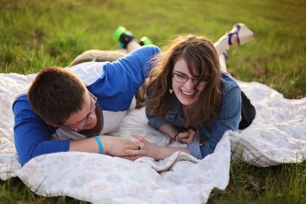 picknick eerste date