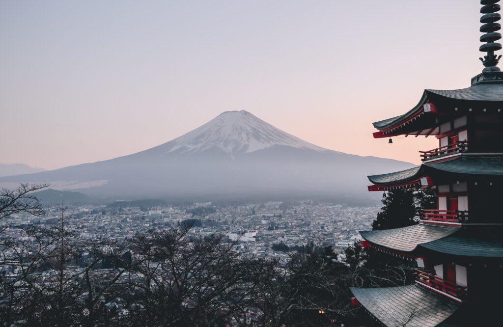 daten in Japan