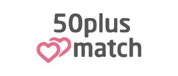50 plus match logo