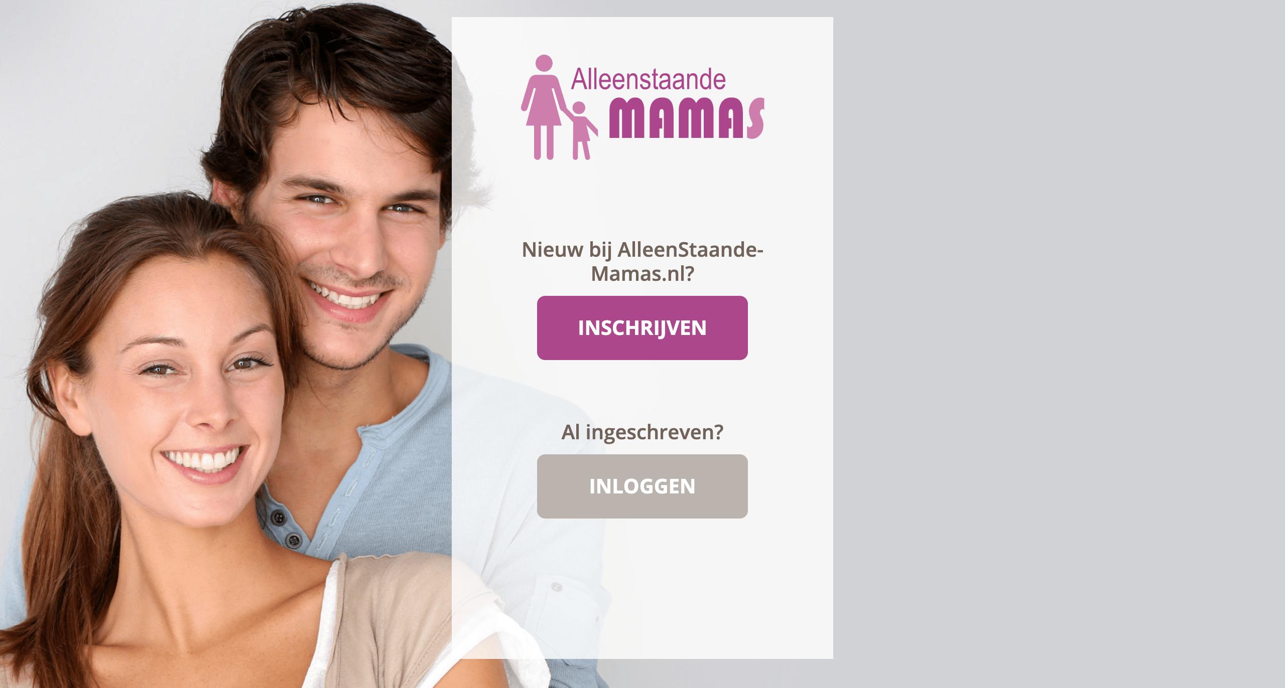 alleenstaande mama's datingsite