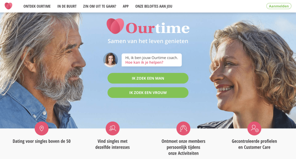 ourtime.nl datingsite
